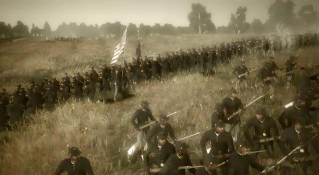 American Civil War game