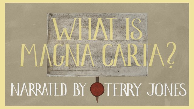 British Library – What is Magna Carta?