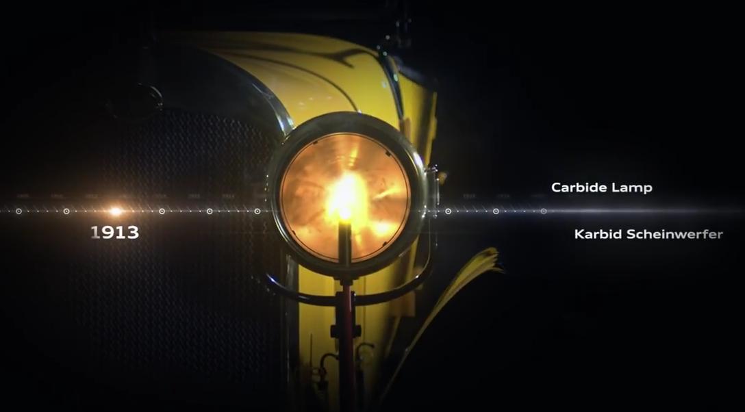 Audi – Speed of Light