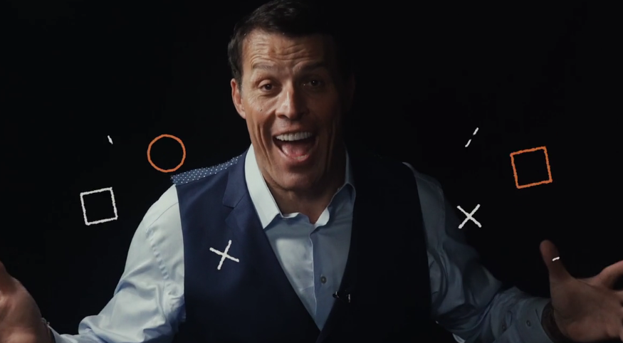 Build a Bigger Business – Shopify / Tony Robbins