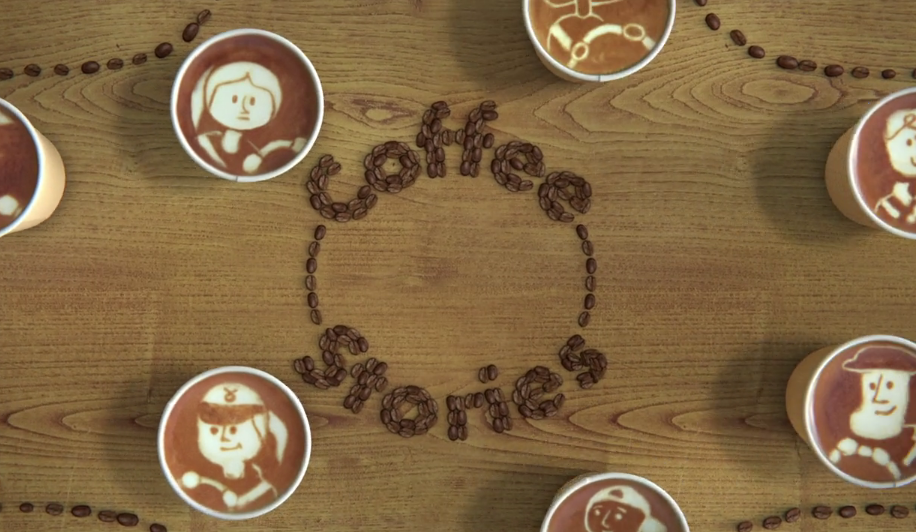 Shell – Coffee Stories