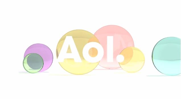 AOL. Ident