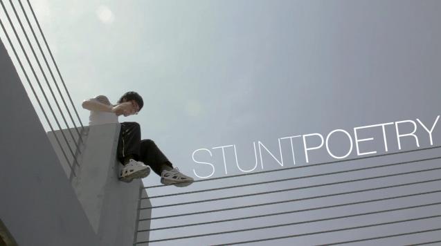 Stunt poetry