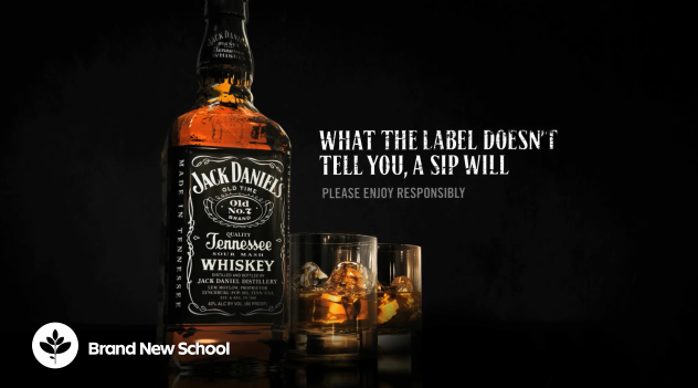 Jack Daniel's Label Story