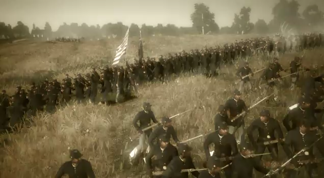 American Civil War game
