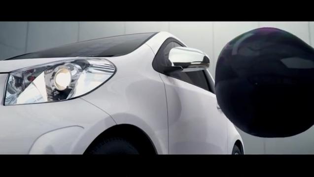 Toyota IQ collisions