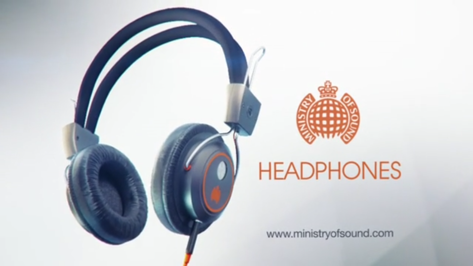Ministry of Sound Headphones