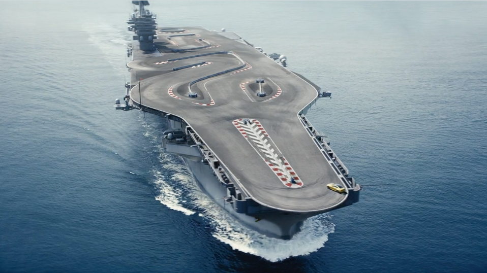 BMW Ultimate Racetrack