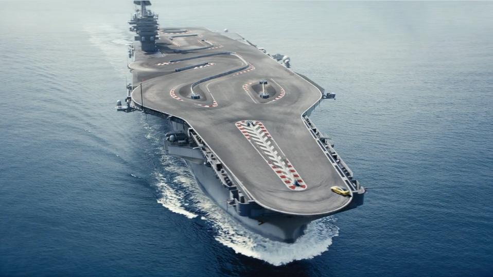 BMW Ultimate Racetrack