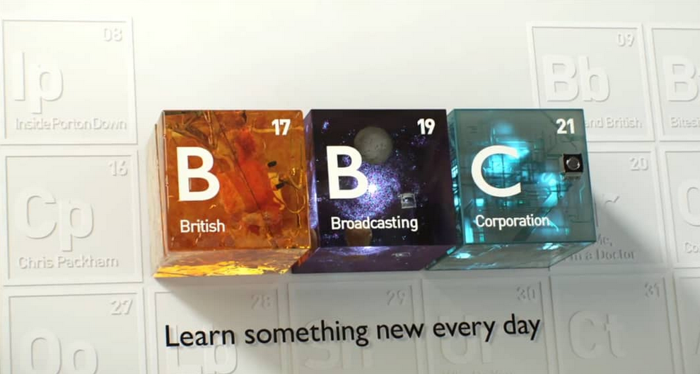BBC Education – Every Element of Wonder