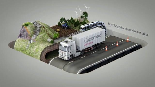 Captimax Alstrom
