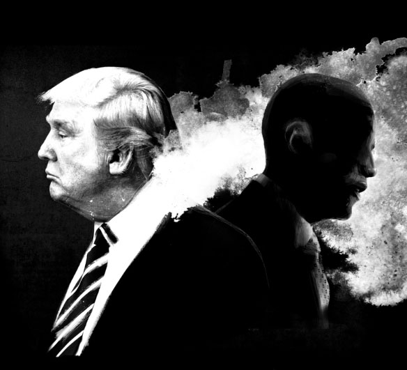 Ta-Nehisi Coates: The First White President