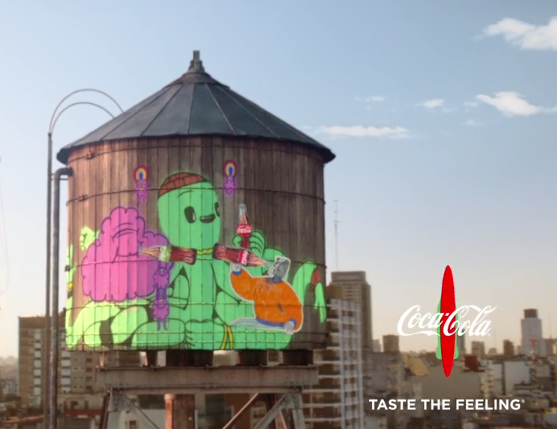 "Coca-Cola ""Mural"""
