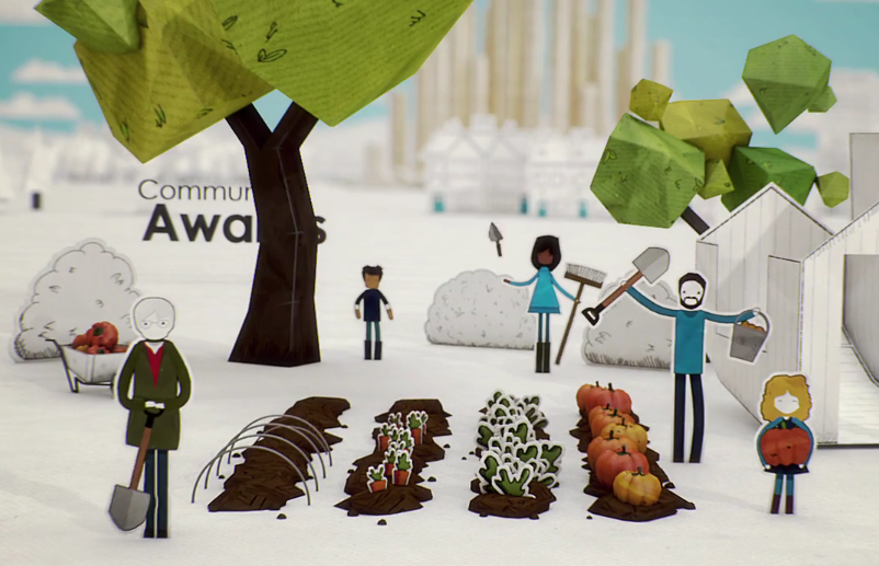 Engage Foundation: Explainer Video