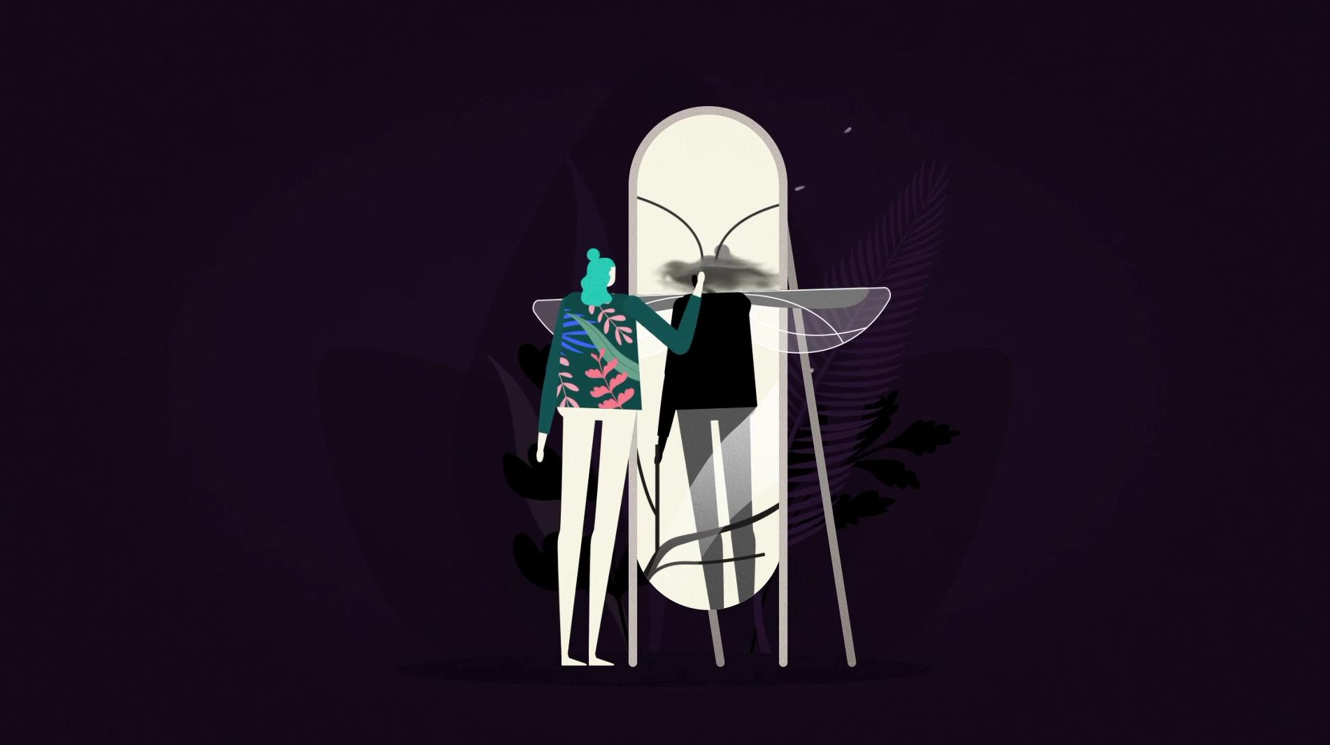 NPR Invisibilia – The Locust Mystery