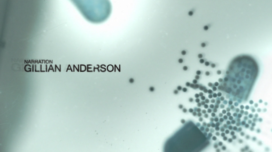 """The Widowmaker"" Documentary title sequence."