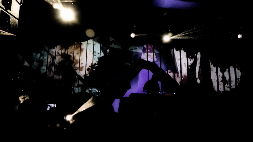 DJ shadow – Stage Mapping