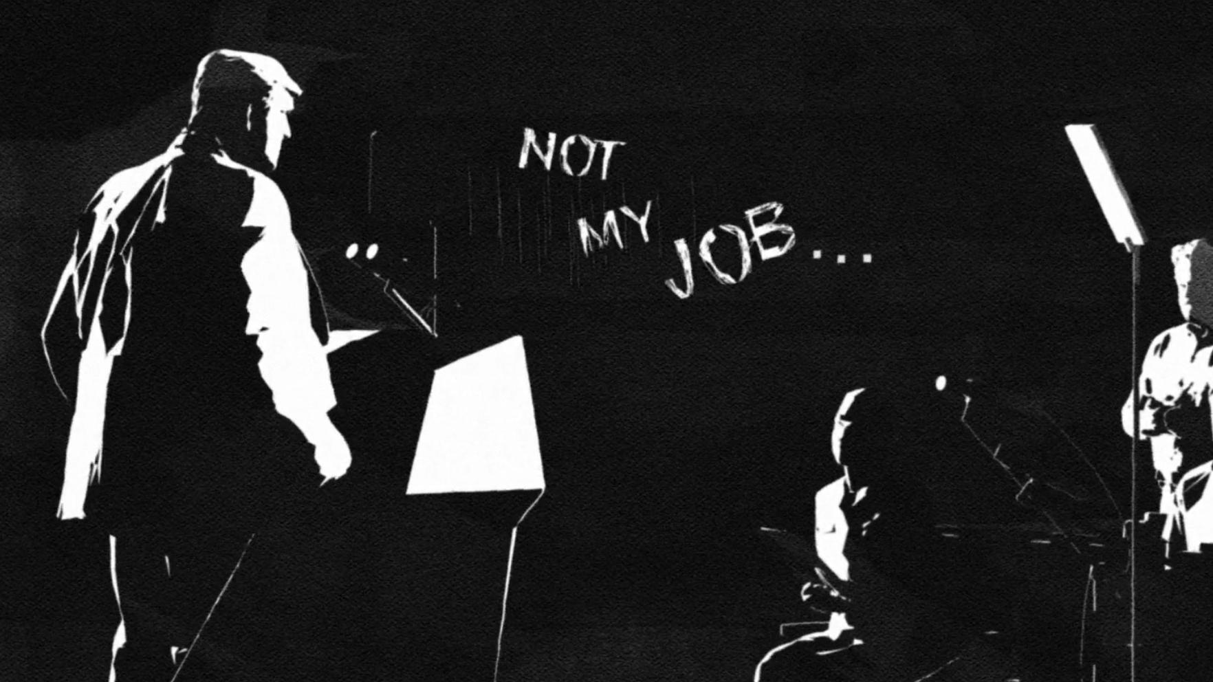 Not My Job: How Trump Failed Us