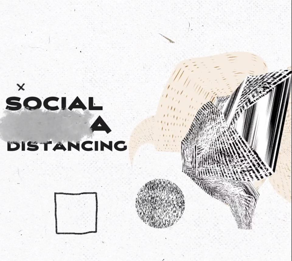 Social (Media) Distancing